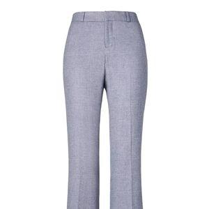 Banana Republic Logan Fit Tweed Trouser,  Sz 2